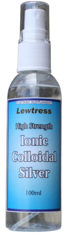 Lewtress Ionic Colloidal Silver