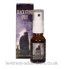 Black Stone - Male Delay Spray 15ml