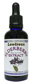 Black Elderberry Liquid Extract (Sambucas Nigra)